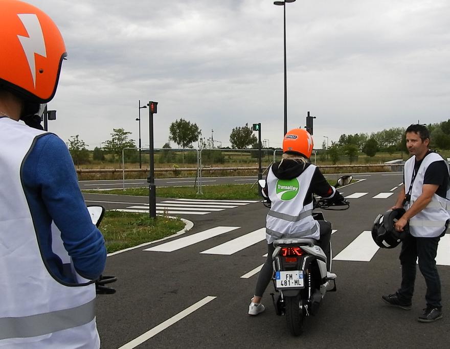 Sécurité routière / Partage de la route